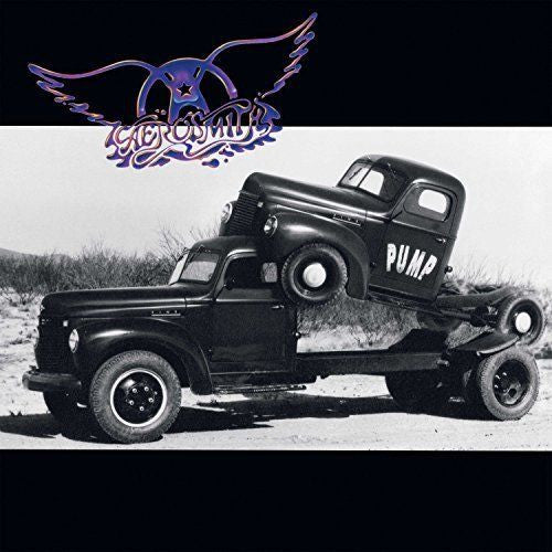 Aerosmith - Pump Album Cover