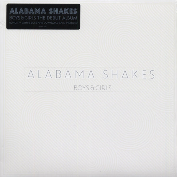 Alabama Shakes - Boys & Girls Album Cover