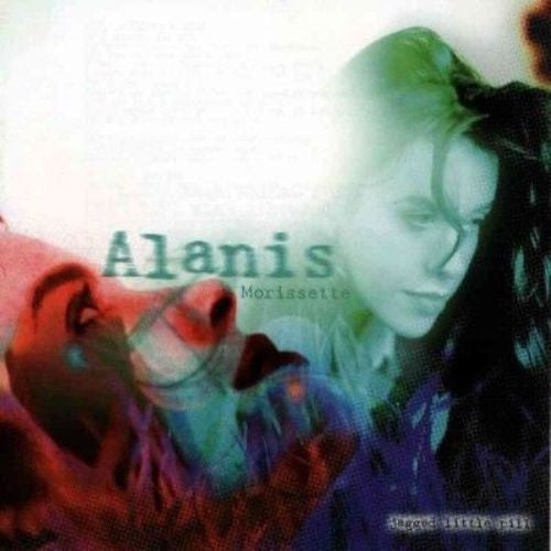 Alanis Morissette - Jagged Little Pill Album Cover