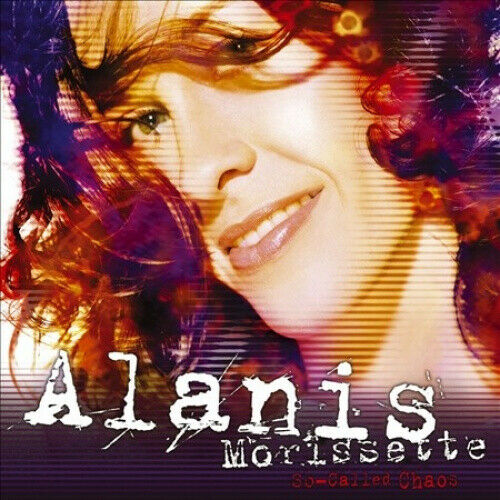 Alanis Morissette - So-Called Chaos Album Cover