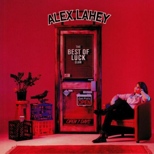 Alex Lahey - The Best Of Luck Club Album Cover