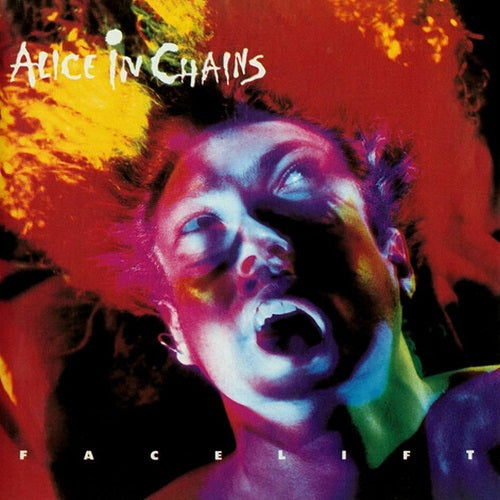 Alice In Chains - Facelift Album Cover