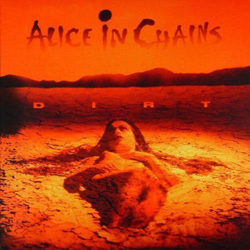 Alice In Chains - Dirt Album Cover