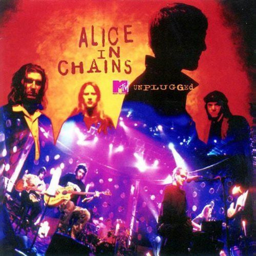 Alice In Chains - MTV Unplugged Album Cover