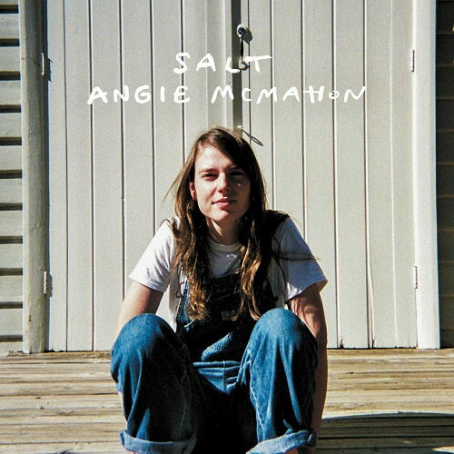 Angie McMahon - Salt Album Cover