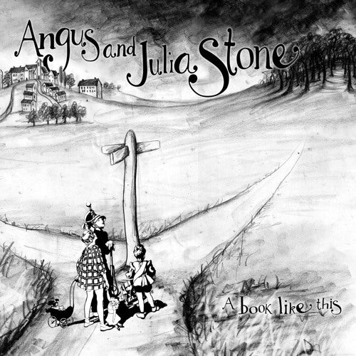 Angus & Julia Stone - A Book Like This Album Cover