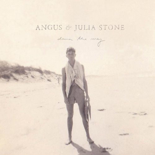Angus & Julia Stone - Down The Way Album Cover