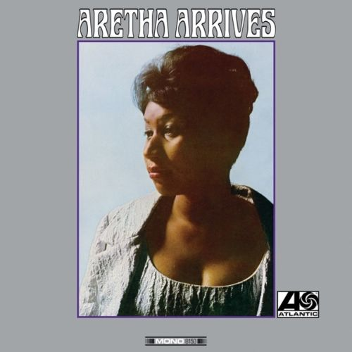 Aretha Franklin - Aretha Arrives Album Cover