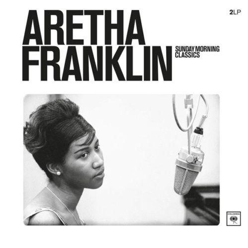 Aretha Franklin - Sunday Morning Classics Album Cover