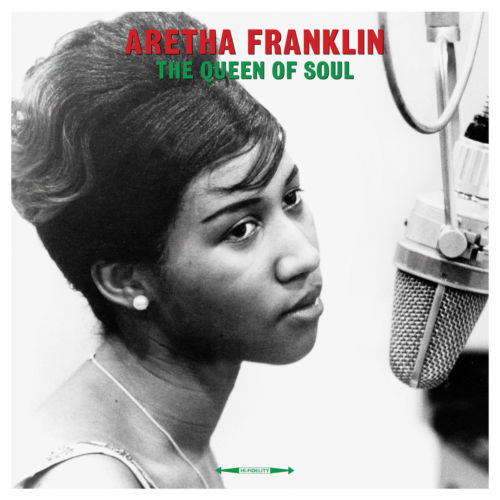 Aretha Franklin - The Queen Of Soul Album Cover