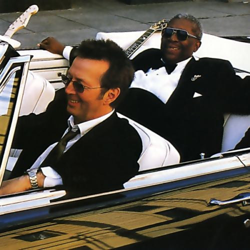 B.B. King & Eric Clapton - Riding With The King Album Cover