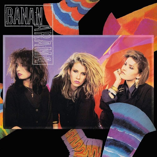 Bananarama - Bananarama Album Cover