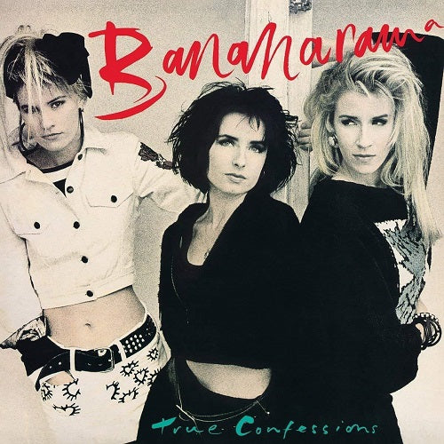 Bananarama - True Confessions Album Cover