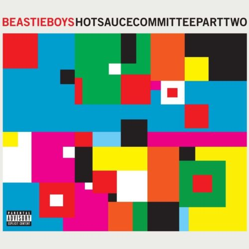 Beastie Boys - Hot Sauce Committee Part Two Album Cover