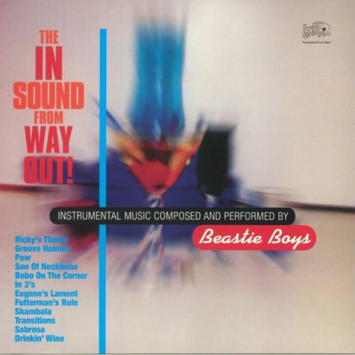 Beastie Boys - The In Sound From Way Out! Album Cover