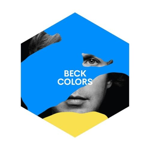 Beck - Colors Red Vinyl Album Cover
