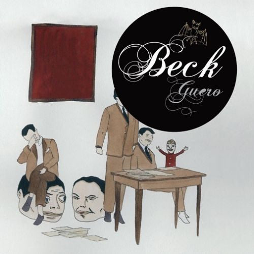 Beck - Guero Album Cover