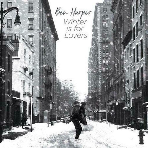 Ben Harper - Winter Is For Lovers Album Cover