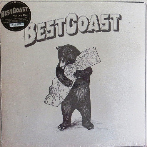 Best Coast - The Only Place Album Cover