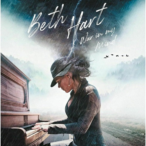 Beth Hart - War In My Mind Album Cover