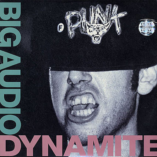 Big Audio Dynamite - F-Punk Album Cover