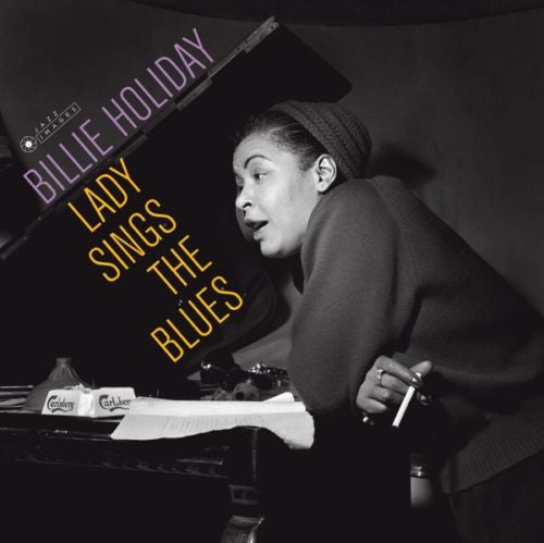Billie Holiday - Lady Sings The Blues (Jean-Pierre Leloir Image) Album Cover