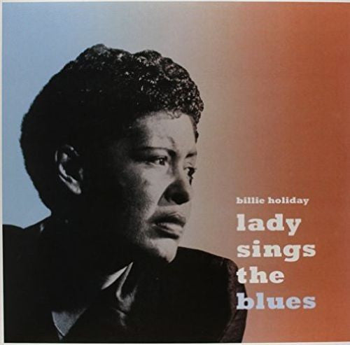 Billie Holiday - Lady Sings The Blues Album Cover