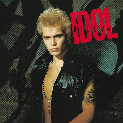 Billy Idol - Billy Idol Album Cover