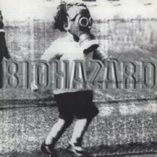 Biohazard - State Of The World Address Album Cover