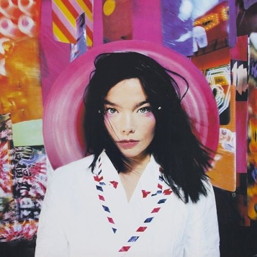 Bjork - Post Album Cover