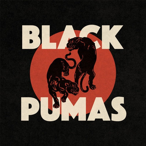 Black Pumas - Black Pumas Album Cover