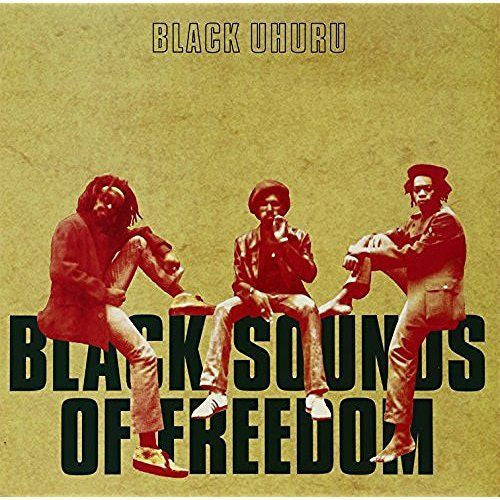 Black Uhuru - Black Sounds Of Freedom Album Cover