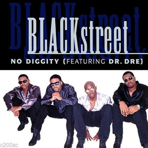 Blackstreet - No Diggity Album Cover