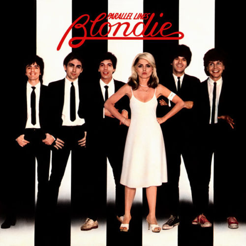 Blondie - Parallel Lines Album Cover