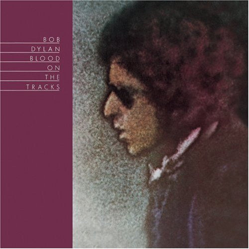 Bob Dylan - Blood On The Tracks Album Cover