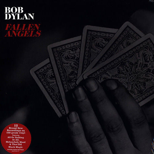 Bob Dylan - Fallen Angels Album Cover