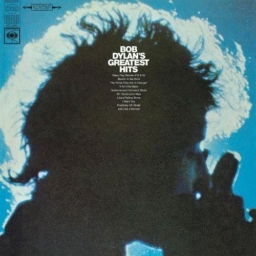 Bob Dylan - Bob Dylan's Greatest Hits Album Cover