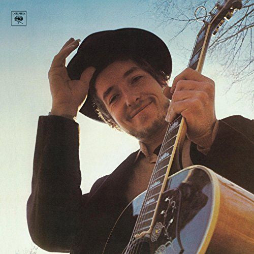 Bob Dylan - Nashville Skyline Album Cover