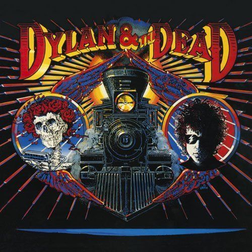Bob Dylan & The Grateful Dead - Dylan & The Dead (30th Anniversary) Album Cover