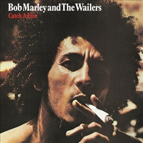 Bob Marley & The Wailers - Catch A Fire Album Cover