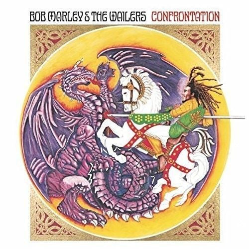 Bob Marley & The Wailers - Confrontation Album Cover