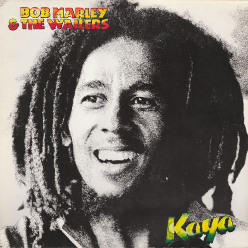 Bob Marley & The Wailers - Kaya Album Cover