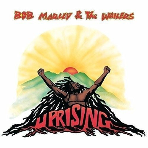 Bob Marley & The Wailers - Uprising Album Cover