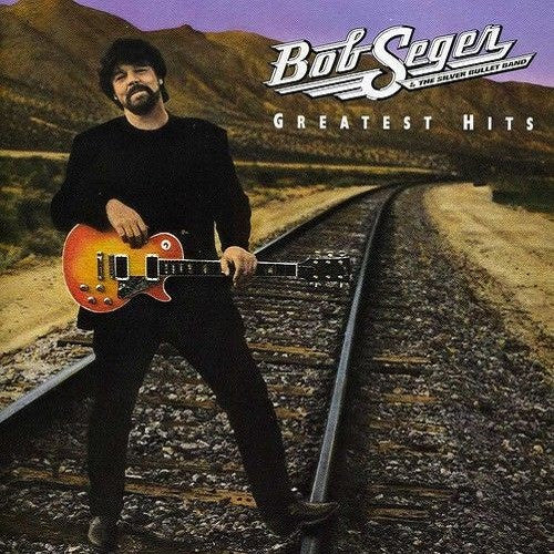 Bob Seger & The Silver Bullet Band - Greatest Hits Album Cover