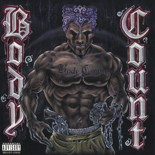Body Count - Body Count Album Cover