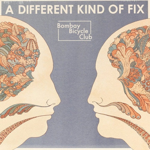 Bombay Bicycle Club - A Different Kind Of Fix Album Cover