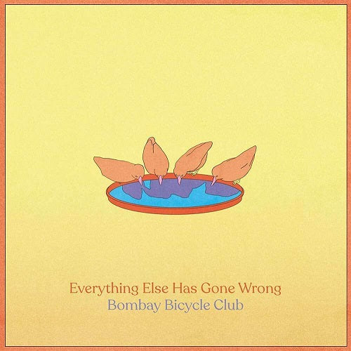 Bombay Bicycle Club - Everything Else Has Gone Wrong Album Cover