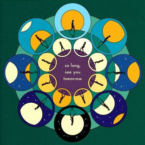 Bombay Bicycle Club - So Long, See You Tomorrow Album Cover