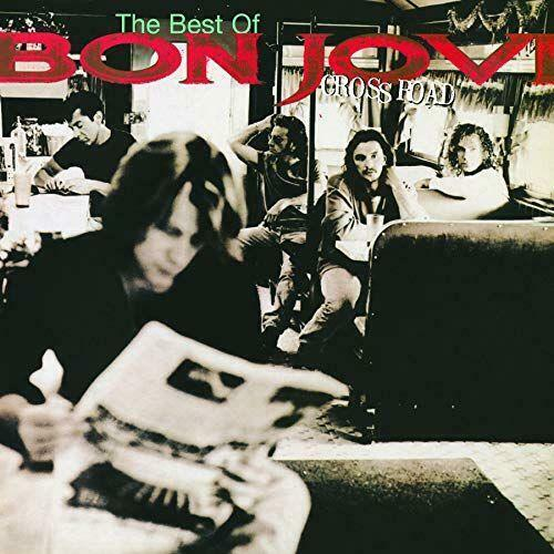 Bon Jovi - Crossroad: The Best Of Bon Jovi Album Cover