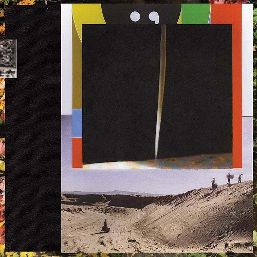 Bon Iver - i,i Album Cover